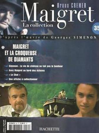 Maigret et la croqueuse de diamants