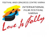 Logo International film Festival Love is Folly of Varna